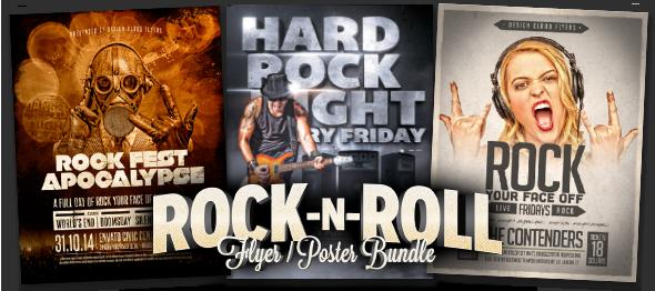 Design Cloud: Rock n Roll Bundle